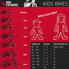 Comprehensive Girls Bike Sizing Chart Specialized Bike