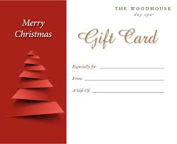 Gift Cards For Christmas Purchase A Gift Card Woodhouse Day Spas Dayton Oh