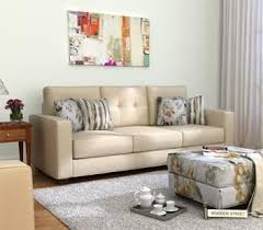 Buy Living Room Furniture Online India Starts 1 499 WoodenStreet