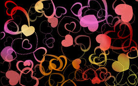 3d colorful heart wallpapers. Contemporary Colorful Hearts Wallpaper 2880x1800 In 3d Colorful Heart Wallpapers R