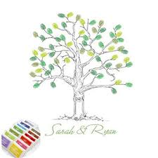 wed2bb alternative guest book wedding fingerprint tree thumbprint Wedding Guest Book Uae wed2bb alternative guest book wedding fingerprint tree thumbprint tree guest book with ink pad wedding guest book etsy