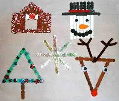 Christmas Crafts For Preschoolers