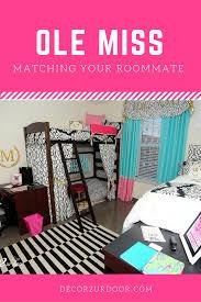 Kate Spade Bedding Kate Spade Inspired Dorm Room Ole Miss Dorm Room Bedding And