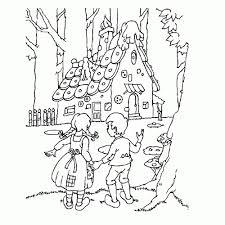25 Vinden Hans En Grietje Kleurplaat Mandala Kleurplaat Voor Kinderen