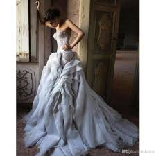 Luxury Designer Gowns New Luxury Designer Mermaid Wedding Dresses Sweetheart Neck Ruffle Skirt Bridal Gowns Crystal Beads Illusion Lace Wedding Dress Custom Made