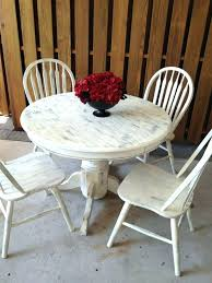 shabby chic round table and 4 chairs shabby chic table and chairs to kitchen sets setting shabby chic round table and 4 chairs