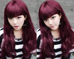 Dark Burgundy Hair Color For Different