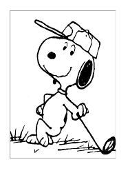 Small Picture 25 ide top Snoopy coloring pages terbaik di Pinterest Snoopy