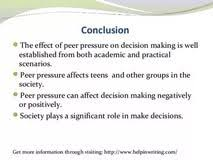 essay about peer pressure teenagers strong essay words essay about peer pressure teenagers