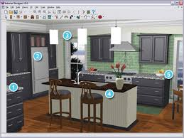 Design A Kitchen Online Free For Ipad Stylish Kitchen Design Program Surprising 20 Cad 11 For Your