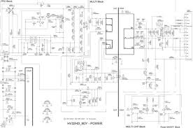 tv service repair manuals schematics and diagrams samsung lcd tv circuit schematic