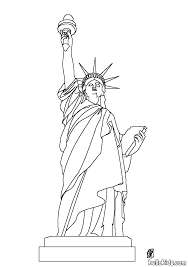 Small Picture Statue of liberty coloring pages Hellokidscom