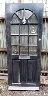 reclaimed front door