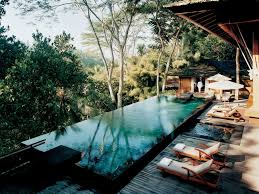 Como Shambhala Estate Bali Deckchairs And Infinity Pool With Views