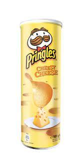 Pringles Cheesy Cheese