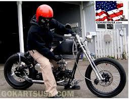 custom order kikker 5150 hardknock bobber minichopper