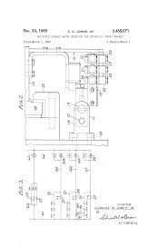 patent us3485071 multiple stroke depth selector for hydraulic patent drawing