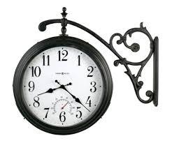 wall clocks double sided indoor outdoor wall clock large wall clocks ikea uk