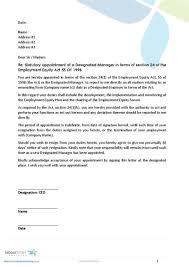 Event Letter Sample Template Pdf