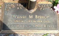 Wendi Michelle Bishop (1971-1985) - Find A Grave Memorial