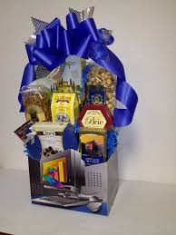 fun gift basket for administrative professionals day