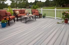 Grey Composite Decking Designs Get A Modern Beautiful Deck With Grey Composite Decking