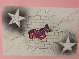 drawing graffiti brick wall page 7