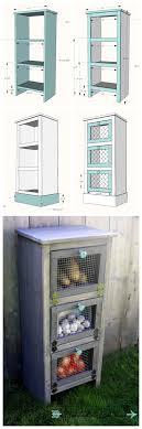 Ana White Kitchen Cabinet Ana White Vegetable Bin Cupboard Diy Projects