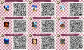 Qr Code Designs New Leaf Qr Codes Animal Crossing One Of The Best Things About