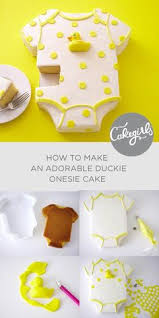 17 Best Easy Baby Shower Cakes Images Birthday Cakes Cookies Sweets