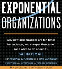 enter your information below to receive a free of the first two chapters of exponential organizations