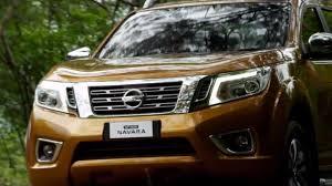 2015 Nissan Navara pickup-based SUV in the works
