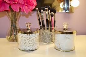 mason jar makeup brush holder. diy empty candle jars with cute knobs · e75723293ef0282d816cf1ffa662f2d5 mason jar makeup brush holder