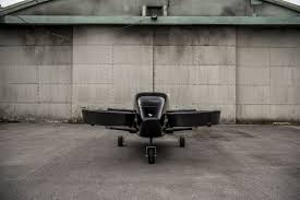 Vertical Aerospace Makes Flying Cars With More Grounded