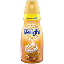 Just pour in the sauce until the coffee rises to the 1 3/4 cup mark0. International Delight Caramel Macchiato Liquid Coffee Creamer Shop Coffee Creamer At H E B