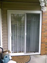 milgard sliding glass door installing sliding patio door new opening sliding glass door installation instructions install