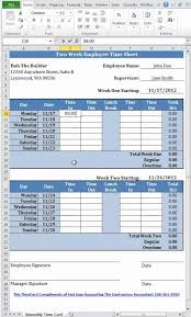 timesheetcalculator free simple bi weekly time card calculator for contractors from fast