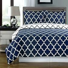 black and white geometric bedding modern navy blue cotton duvet cover set bedspread king comforter sets