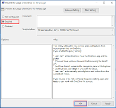 to disable or remove onedrive in windows 10