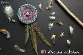 Dream Catcher Without Feathers DIY Dream Catcher with Stitched Hemp and Feathers 73