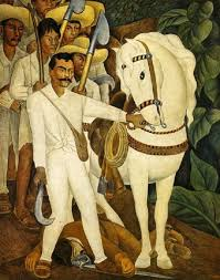 go rivera zapata painting