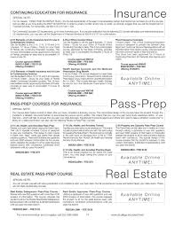 Before prospective agents can be licensed, they are required to attend a class and then pass an examination administered by the state in conjunction with a private testing company. Enhance Summer 2017 By Santa Fe College Center For Innovation Economic Development Issuu
