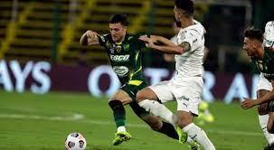 Defensa y Justicia 1-2 Palmeiras resumen highlights Recopa Sudamericana  2021 DirecTV Play