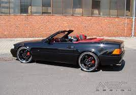 Steering wheel in this car is on the left. Lowering System Of The Highest Quality For Your Mercedes Benz R129