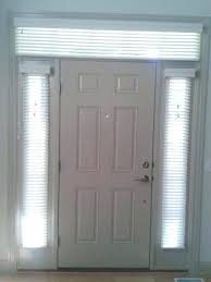 front door side window sidelight window shutters sidelight window treatments blinds in side windows and above