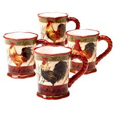 Free shipping on orders $59+! Rooster Mugs Walmart Com
