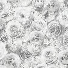 Grey Flowers Wallpapers - Top Free Grey ...