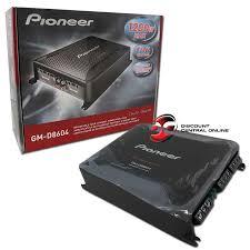 pioneer gm d8604. pioneer gm d8604