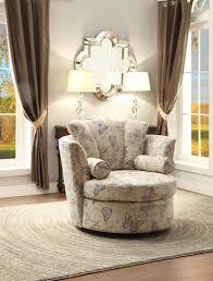 Upholstered Swivel Living Room Chairs Living Room Breathtaking Dark Brown Hardwood Desk Installed Next