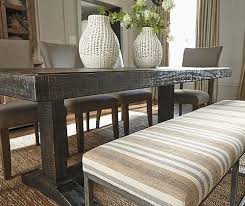dining table and bench set elegant multi strumfeld dining room bench view 3 home